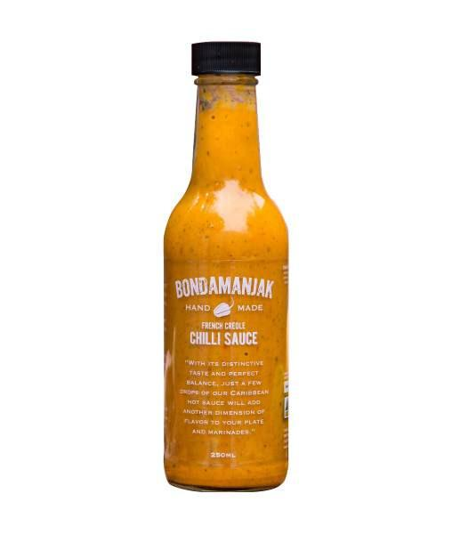Bondamanjak Creole Chilli Sauce by Touloulou - House of Scoville