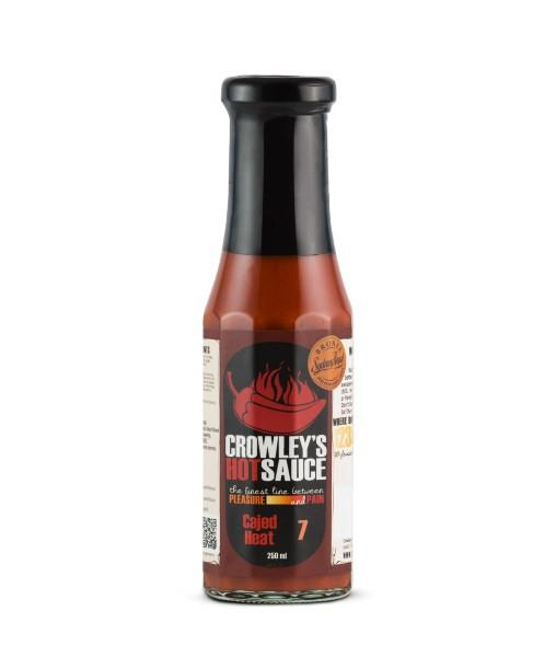 Cajed Heat by Crowley's Hot Sauce by Crowley's Hot Sauce - House of Scoville