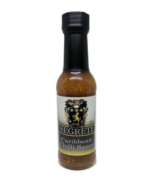Caribbean Chilli Sauce by Segreti - House of Scoville