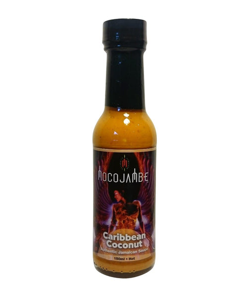 Caribbean Coconut Hot Sauce by Mocojambe - House of Scoville