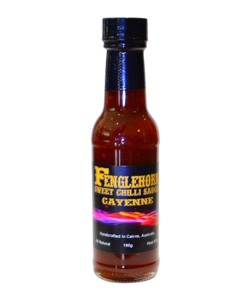 Cayenne Sweet Chilli Sauce by Fenglehorn