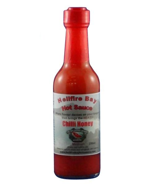 Chilli Honey by Hellfire Bay Hot Sauce - House of Scoville