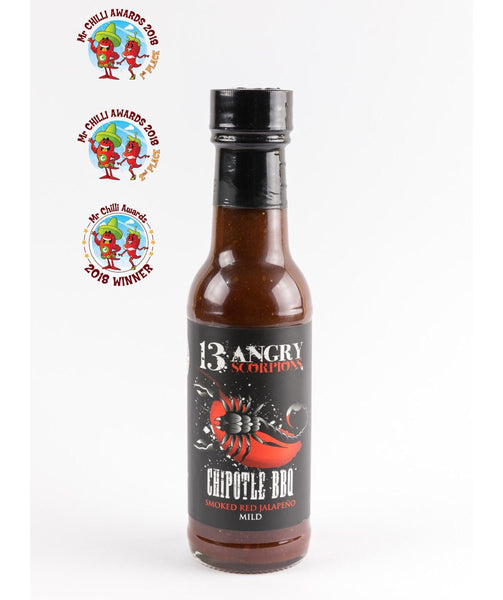 Chipotle BBQ Sauce by 13 Angry Scorpions