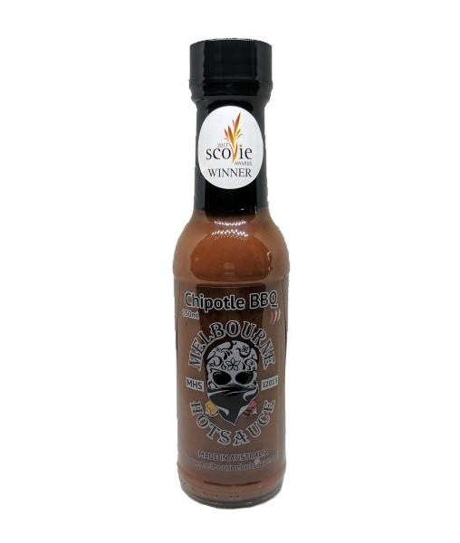 Chipotle BBQ Sauce by Melbourne Hot Sauce - House of Scoville