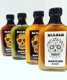 Ghost Hot Sauce by Diablo Sunrise - House of Scoville