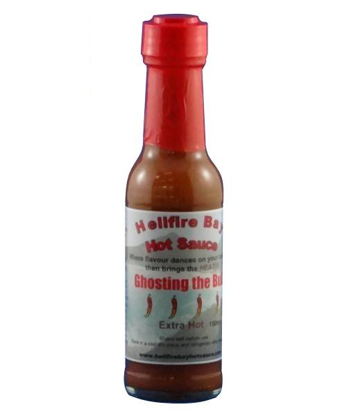 Ghosting the Bull by Hellfire Bay Hot Sauce - House of Scoville
