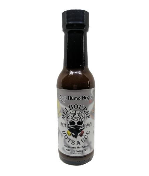 Gran Humo Negro by Melbourne Hot Sauce - House of Scoville