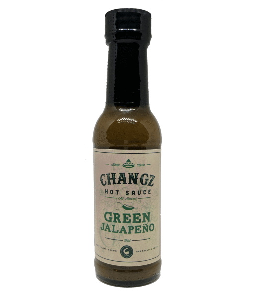 Green Jalapeno by Changz Hot Sauce - House of Scoville