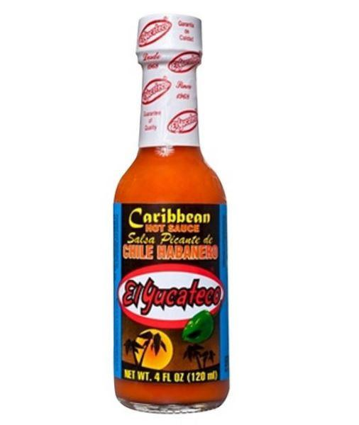 Habanero Carribean Hot Sauce by El Yucateco - House of Scoville