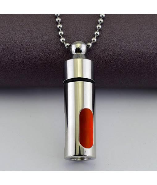 Hot sauce vial pendant house of scoville hot sauce vial pendant house of scoville mozeypictures Choice Image