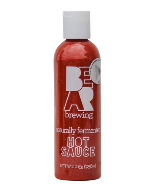 Hot Sauce by Bear Brewing
