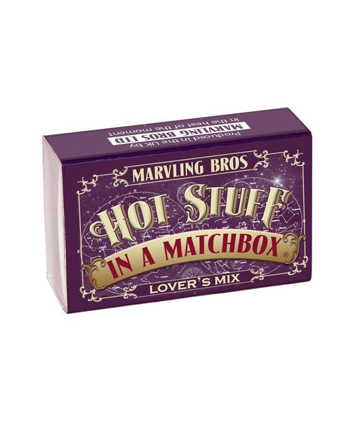 Hot Stuff in a Matchbox (Lover's Mix) by Marvling Bros - House of Scoville
