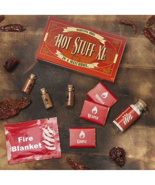 Hot Stuff in a Matchbox (XL) by Marvling Bros - House of Scoville
