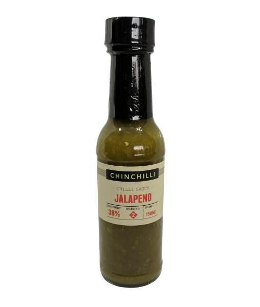 Jalapeno Chilli Sauce by Chinchilli - House of Scoville