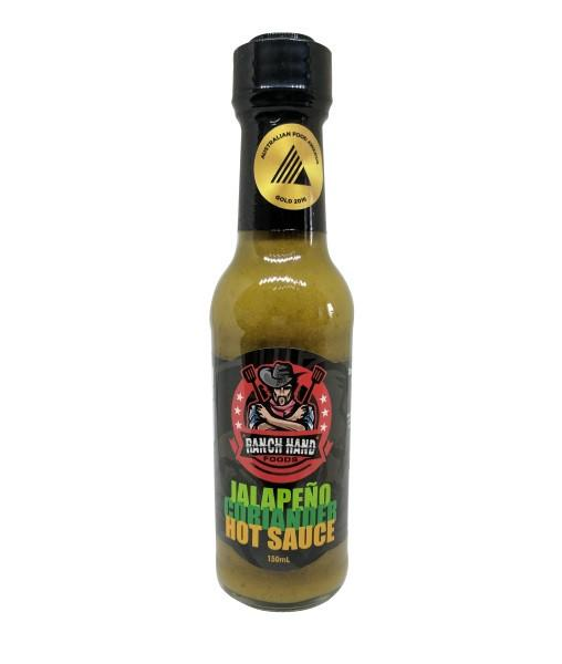 Jalapeno & Coriander Pickled Hot Sauce by Ranch Hand Foods - House of Scoville