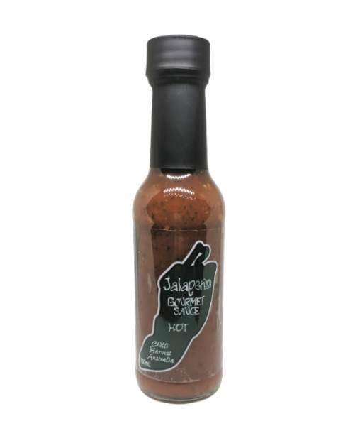 Jalapeno Gourmet Sauce by Chilli Harvest Australia - House of Scoville