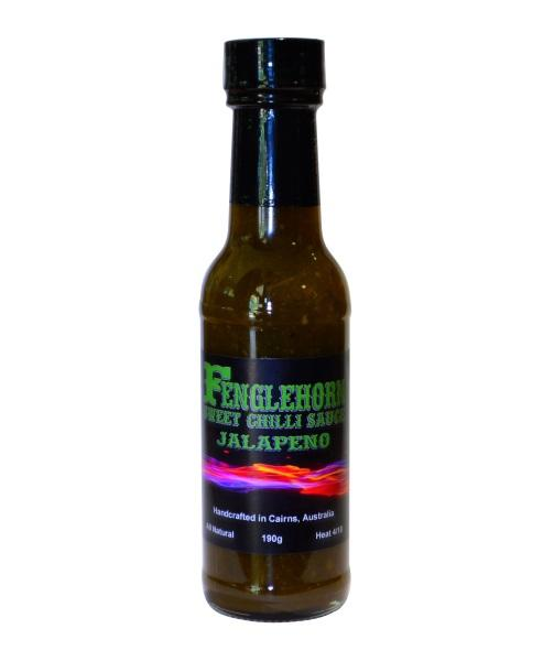 Jalapeno Sweet Chilli Sauce by Fenglehorn