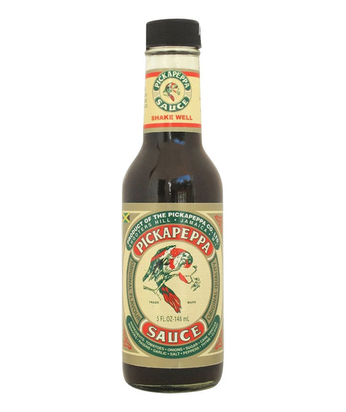 Original Sauce by Pickapeppa Sauce - House of Scoville