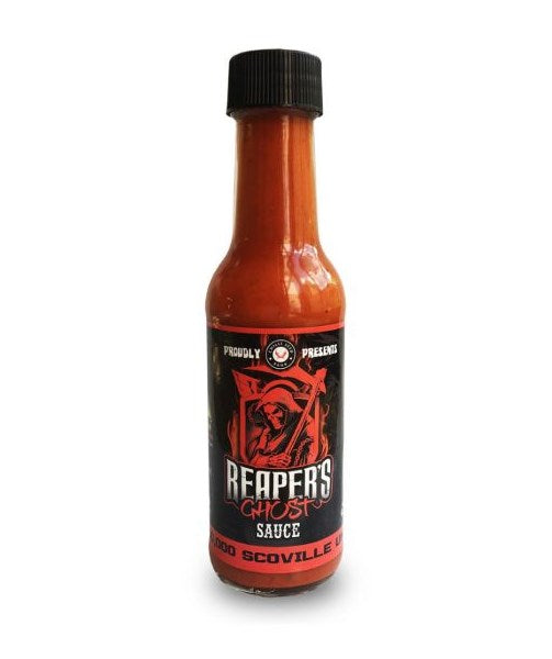 Reaper's Ghost Sauce by Chilli Seed Bank