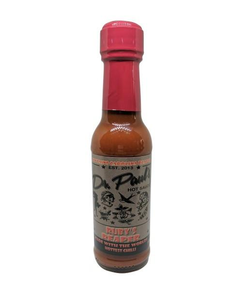 Ruby's Reaper by Dr Paul's Hot Sauce by Dr Paul's Hot Sauce - House of Scoville