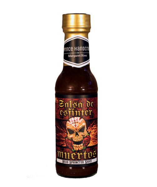 Salsa de Esfinter Meurtos by Prince Handcrafted Sauces