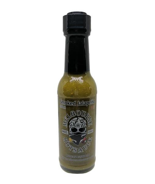 Smoked Jalapeno by Melbourne Hot Sauce - House of Scoville
