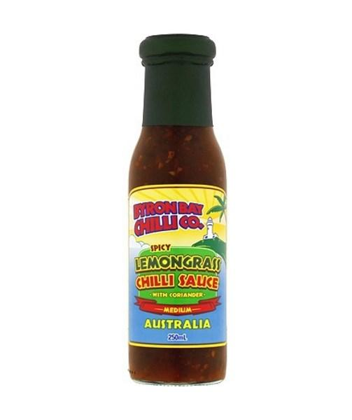 Spicy Sweet Chilli Sauce with Lemongrass by Byron Bay Chilli Co.