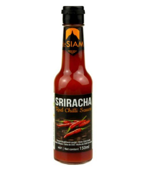 Sriracha Red Chilli Sauce by deSIAM - House of Scoville