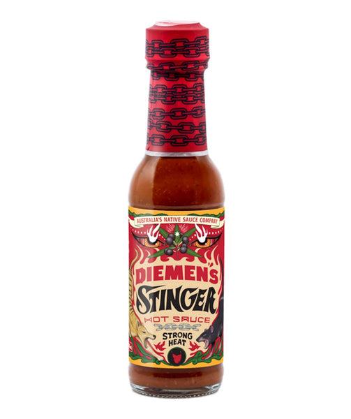 Stinger Hot Sauce by Diemens