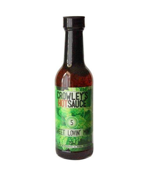 Sweet Lovin' Mint Sauce by Crowley's Hot Sauce - House of Scoville