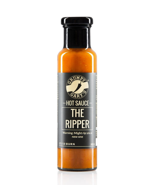 The Ripper Hot Sauce by Grumpy Gary's - House of Scoville