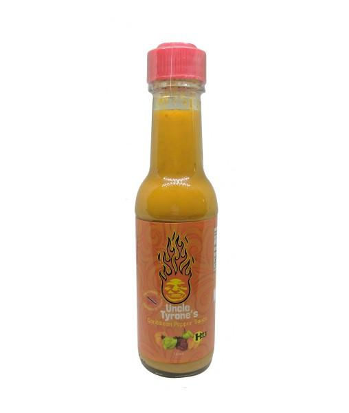 Hot Pepper Sauce by Uncle Tyrone - House of Scoville
