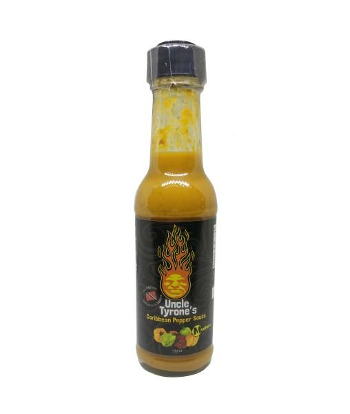 Medium Hot Pepper Sauce by Uncle Tyrone - House of Scoville