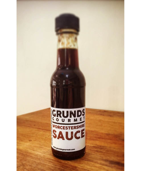 Worcestershire Sauce by Grunds - House of Scoville