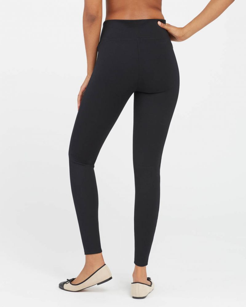 SPANX Ponte Ankle Leggings