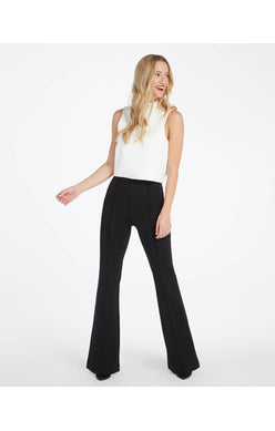 The Perfect Black Pant- High Rise Flare