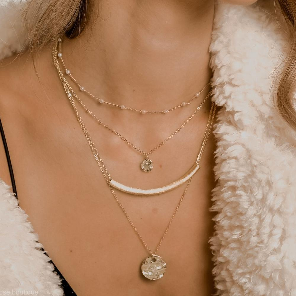 Dime Piece Necklace