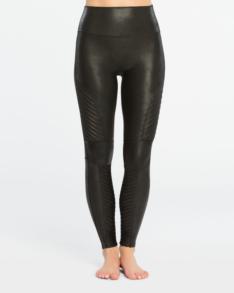 Faux Leather Moto SPANX