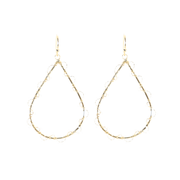 Ashton Earring- Clear