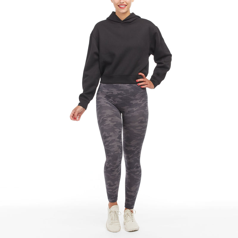 SPANX Look At Me Now Leggings - Camo
