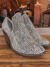 Snow Leopard Booties