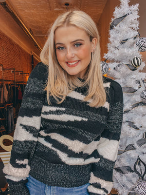 Cold Weather Cutie Sweater