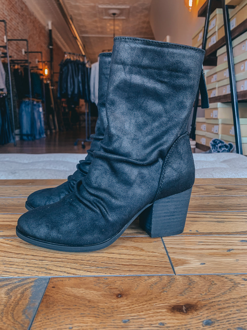Preston Boot - Black