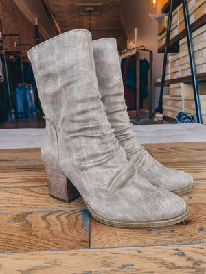 Preston Boot - Cream