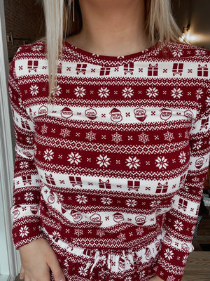 Blush Cheetah Long Sleeve