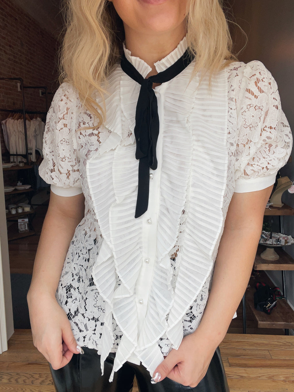 Bridgerton Blouse