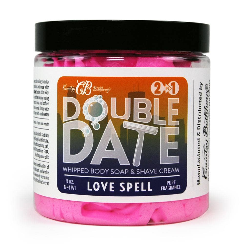 Love Spell Shaving Cream/Soap