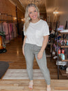 Floral Smocking Sleeve Top