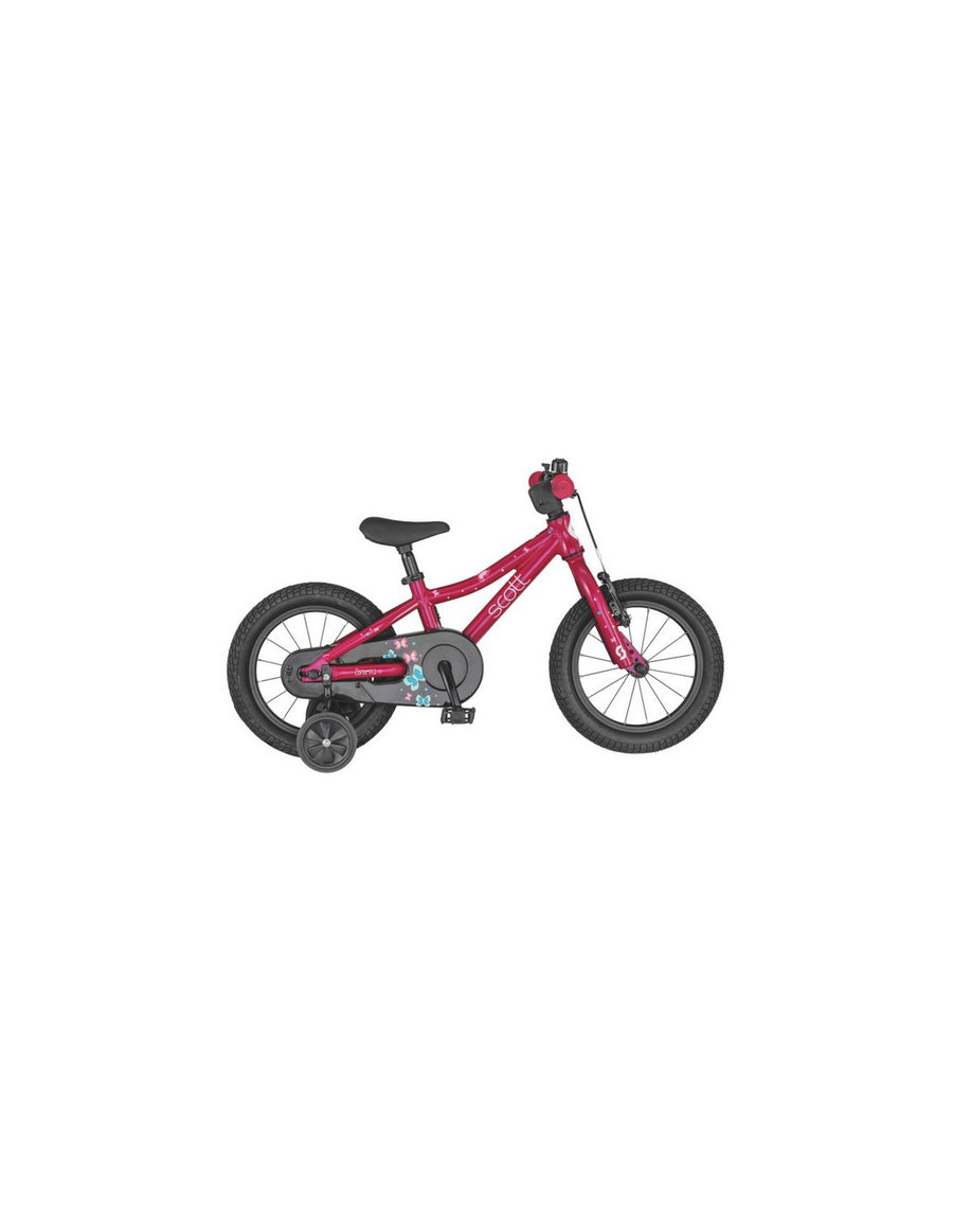 Детски велосипед SCOTT Contessa 14 kids bike 2020