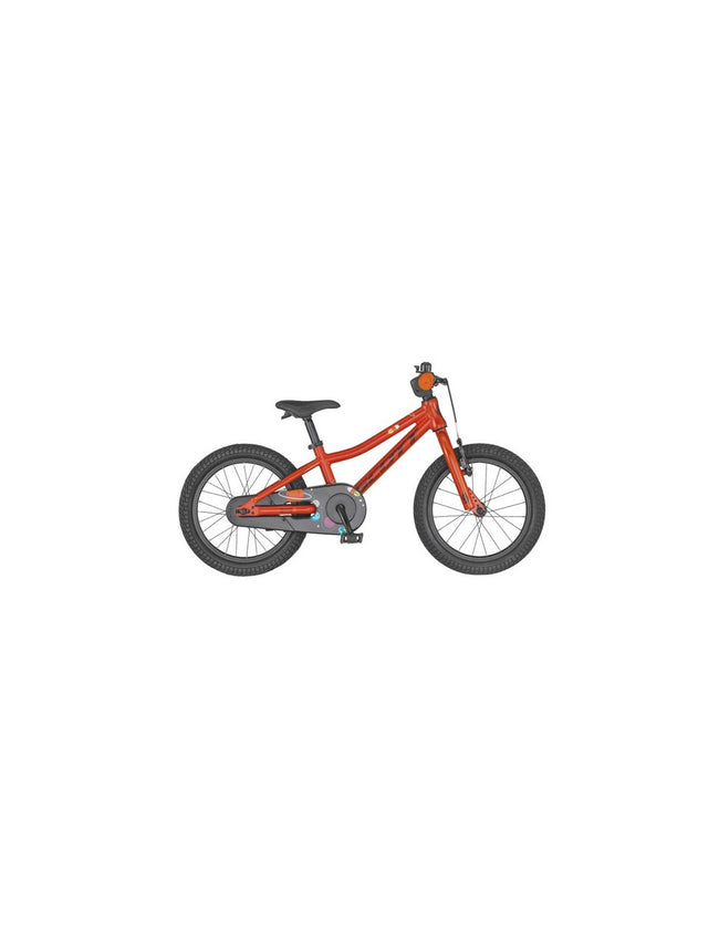 Детски велосипед SCOTT Roxter 16 kids bike 2020